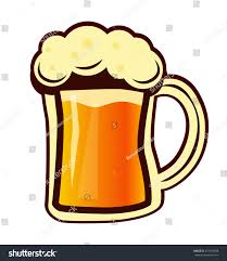 cartoon beer pint vector beer illustration stock vector 431615008 shutterstock