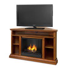 real flame churchill ventless gel fireplace oak walmart com