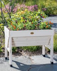 Outdoor Planter Ideas by Patio Garden Planters Garden Ideas