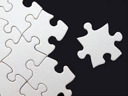 blank puzzle ppt templates free ppt backgrounds for your