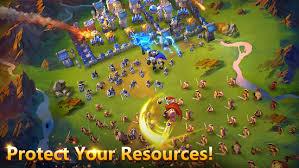 game castle clash mod apk castle clash 1 3 91 mod apk data apk home