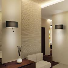 Wall Lights Living Room Contemporary Wall Light Fabric Led Adjustable Pupilla 4571