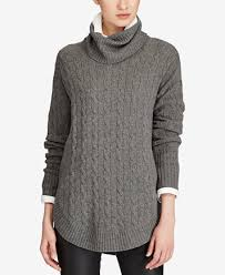 ralph sweater polo ralph cable knit turtleneck sweater sweaters