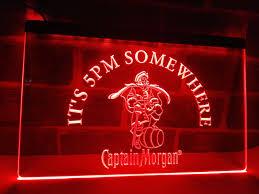 captain morgan neon bar light best captain morgan display online