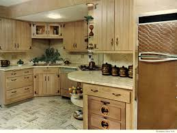 Show Cabinets Wood Mode Kitchens From 1961 Slide Show Of 15 Photos Retro