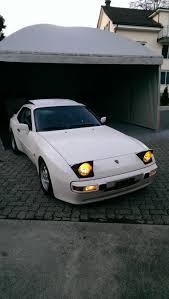 porsche 944 spoiler 1985 porsche 944 2 5l