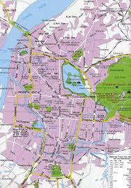 Nanking China Map by Nanjing City Map English