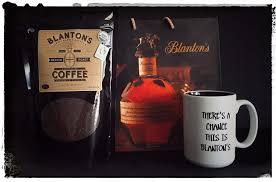 coffee gift sets coffee gift set blanton s bourbon shop