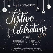 festive breaks the inn on loch lomond