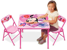 minnie mouse table set minnie mouse table chairs set 310706268