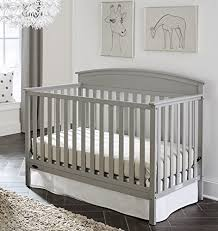 Gray Convertible Crib Graco Benton Convertible Crib Pebble Gray Baby Cribbed