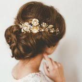 chignon de mariée 15 modèles qui nous inspirent cosmopolitan fr - Chignon Mariage