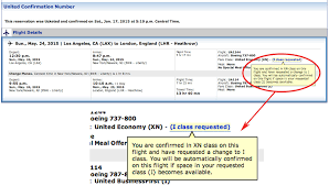 United Airlines Change Flight by Bet You Didn U0027t Know Waitlisting For United First Or Business