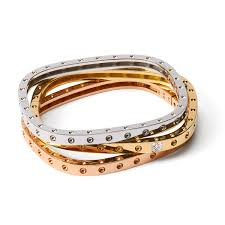 bangle bracelet images Roberto coin diamond bangle bracelet 18k 888523ajbaxs ben jpg
