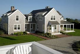 upside down floor plans a house in nantucket designed with an upside down floorplan