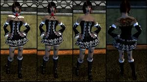 fallout new vegas halloween costume amy little secret at fallout new vegas mods and community
