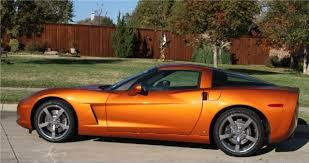 atomic orange corvette convertible for sale c6 2005 2013 corvette of rhode island