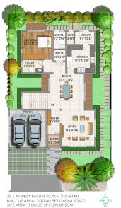 Azure Floor Plan Floor Plan Adarsh Palm Acres
