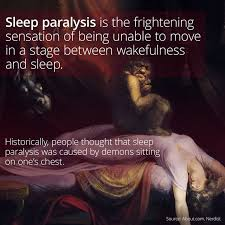 Sleep Paralysis Meme - do you ever wake up at night and can t move sleep paralysis this