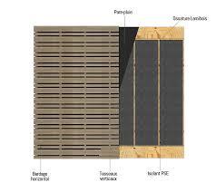 bardage bois claire voie synergie home société de rénovation isolation et construction de