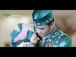 Ya Habibal Qolbi Ya Habibal Qolbi Kekasih Hati Muslim Wedding Clip Mfa Sholawat