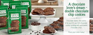 double chocolate cookies tate u0027s bakeshop gifts