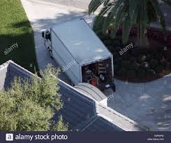 tiger woods house trucks outside tiger woods house aerial photographs show