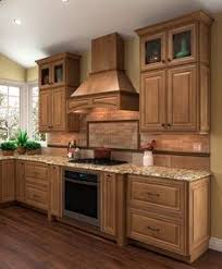 Staining Maple Cabinets Kitchens17l Maple Kitchen Cabinets With Burnt Sugar Glaze Jpg