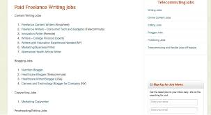 Jobs Hiring Without Resume by The 5 Best Job Sites For Writers