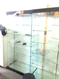 Glass Display Cabinets Newcastle Secondhand Shop Equipment Shop Display Cases