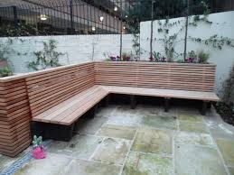 Western Red Cedar Outdoor Furniture by Bench Built Using Western Red Cedar Battens Http Www