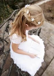 coiffure mariage enfant coiffure enfant mariage coiffure en image
