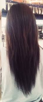 upside down v shape haircut long v shaped hair love the vcut beautiful straight or with