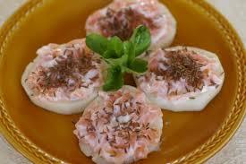 cuisine russe facile recette de radis noir à la russe la recette facile