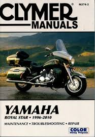 yamaha royal star xvz13 venture tour 1996 2010 service repair