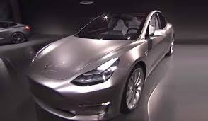 tesla model 3 steals the show from iphone se tech yibada