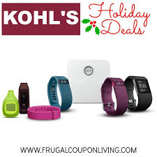 fitbit charge hr black friday sale kohl u0027s black friday fitbit deals from 64 99