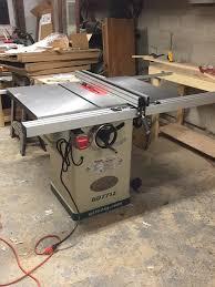 Wood Saw Table 10