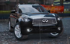 infiniti fx50 2016 infiniti fx50s add on replace gta5 mods com