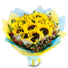 Sunflower Bouquets Florist Kl Malaysia Delivering Fresh Flowers Everyday Online
