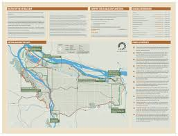 Map Of Oregon Trail by Main Map 40 Mile Loop Land Trust