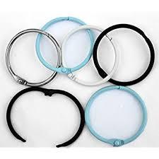 black binder rings images Get organized 16 loose leaf binder rings 1 5 quot 4 jpg