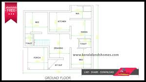 home plans free 1300 sq ft kerala house plans free for low budget home makersreal