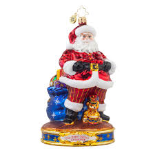 tips christopher radko santa ornaments christopher radko