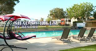 top rated shadow hills rv resort indio ca 760 360 4040