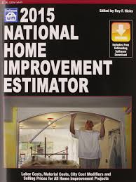 national home improvement estimator 2015 hicks 9781572183087