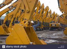 caterpillar excavator stock photos u0026 caterpillar excavator stock