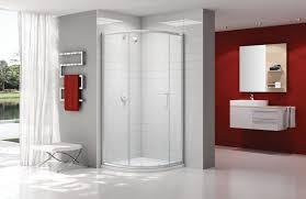 ionic express single door quadrant shower enclosure 900mm plumb