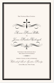 catholic church wedding program catholic wedding programs catholic wedding ceremony programs