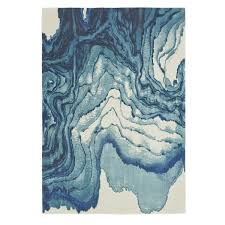 Area Rugs Blue And Green Modern Blue Area Rugs Allmodern